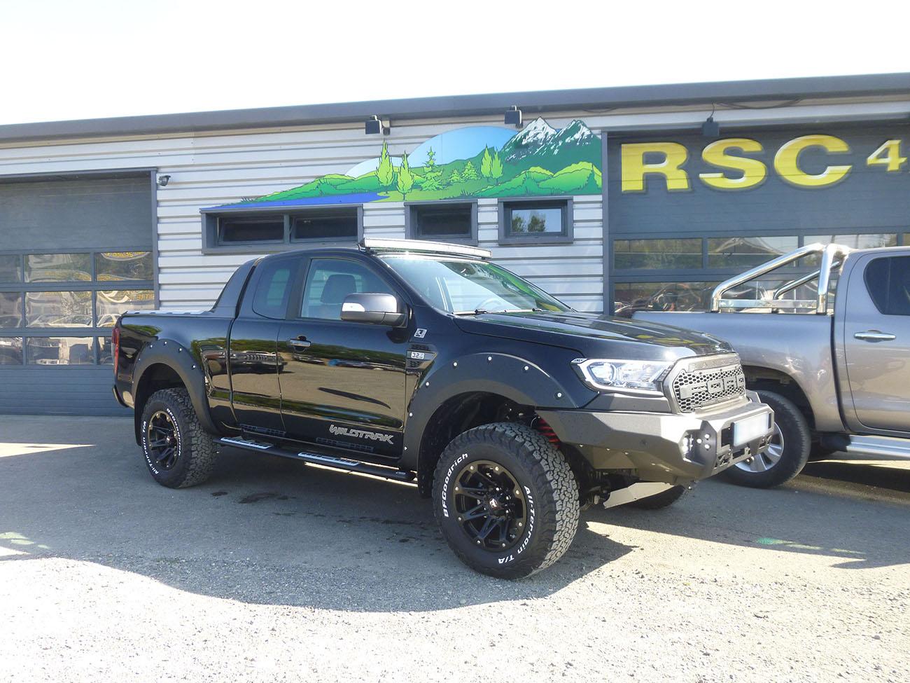 Ford Ranger Wildtrack Pro